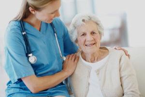 Ingrijire Parkinson camin de batrani
